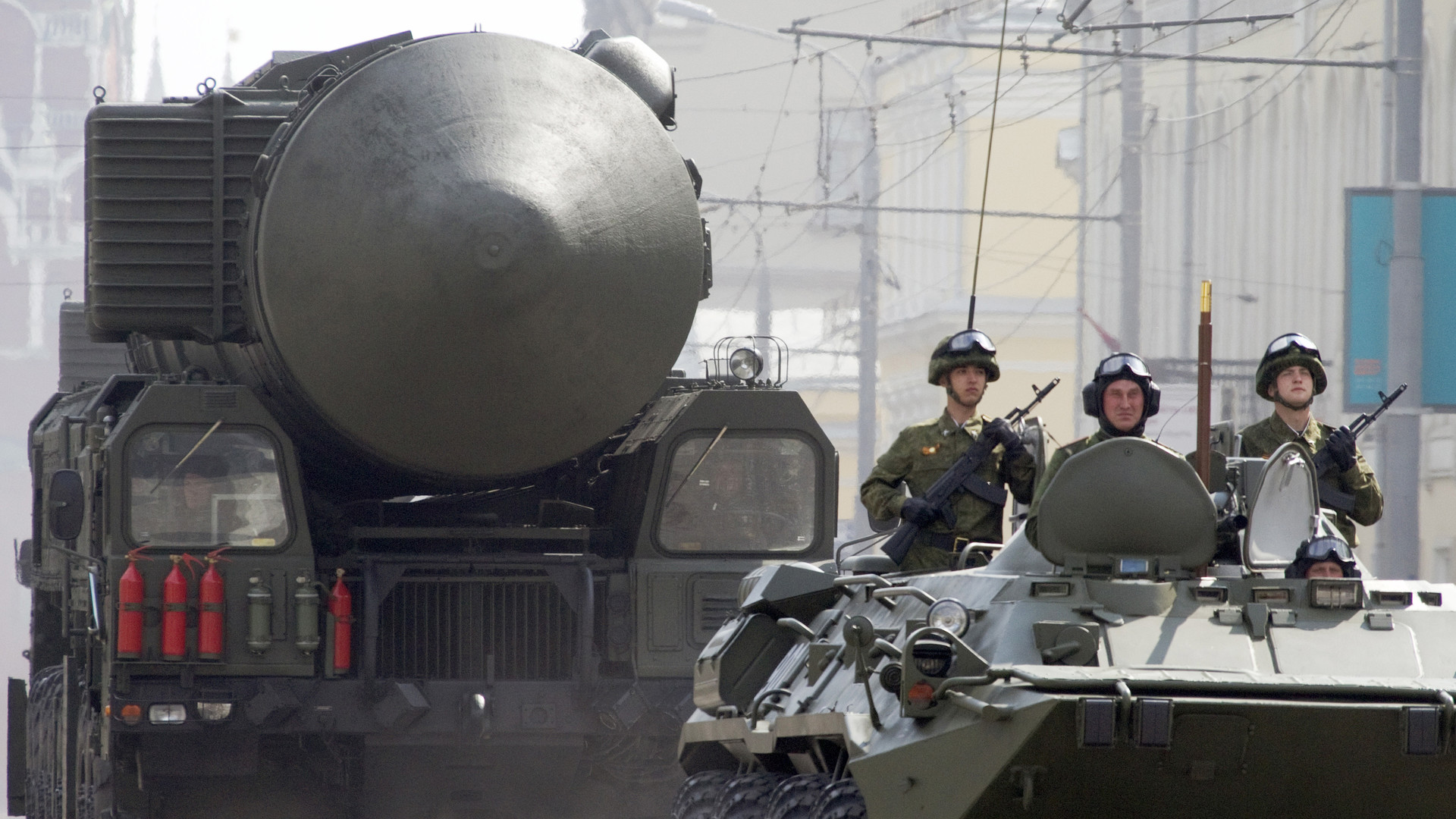 СМИ и ядерное оружие: Пентагон обозначил главные угрозы со стороны России