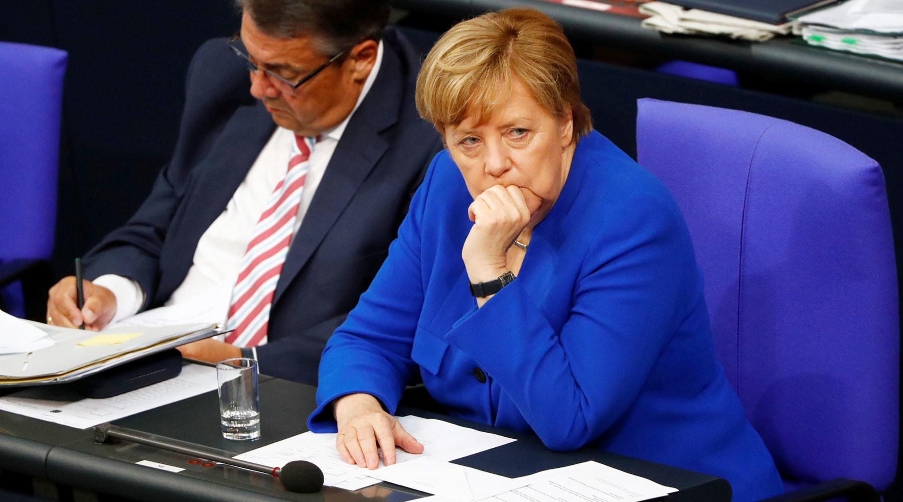 В Германии легализовали однополые браки