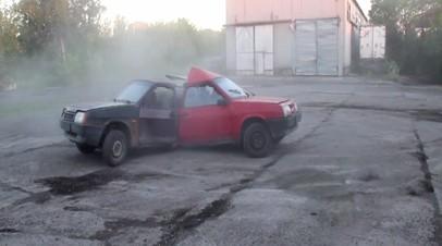 Спиннер по-русски: как сделать популярную игрушку из отечественного авто