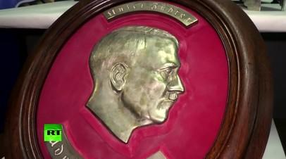 Тайник с нацистскими артефактами обнаружили в Аргентине