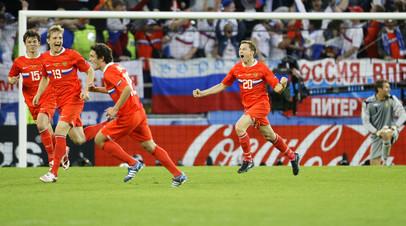 Надежда на нападающих: как сборная России по футболу заканчивала групповые этапы крупных форумов