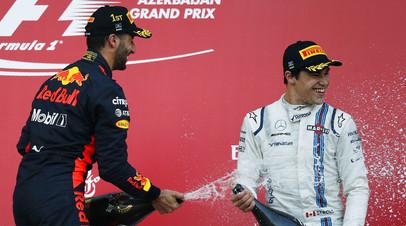 Формула неуспеха: Феттель и Хэмилтон впервые в сезоне одновременно не попали на подиум, Квят сошёл с трассы