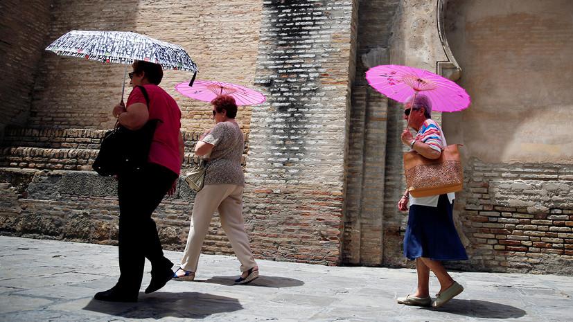 Россияне об аномальной жаре за границей и дома