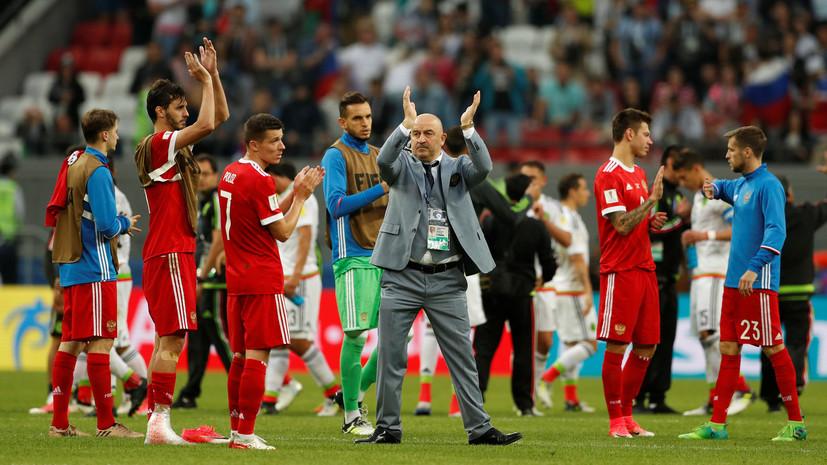 В России мало игроков для сборной, в Германии — сборных для игроков: 5 главных выводов о Кубке конфедераций