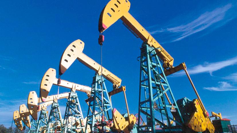 Баррель не подкачал: цены на нефть показали восстановительный рост
