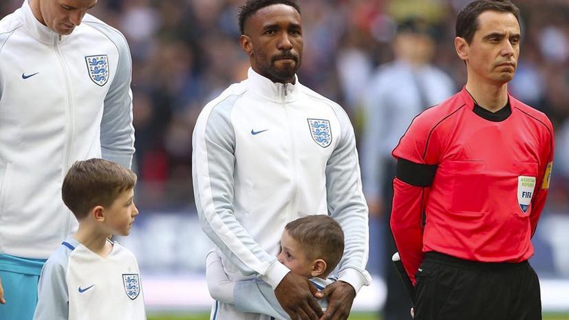«Не было дня, чтобы я не думал о нём»: как английский футболист поддержал 6-летнего смертельно больного фаната