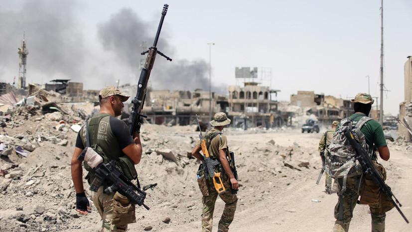 Власть меняется: премьер Ирака прибыл в Мосул и поздравил армию с победой над ИГ