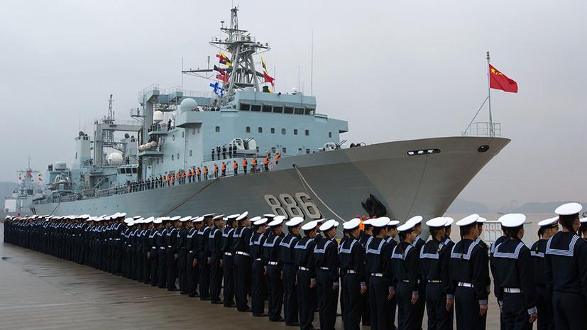 зачем Китай создаёт военную базу в Африке»