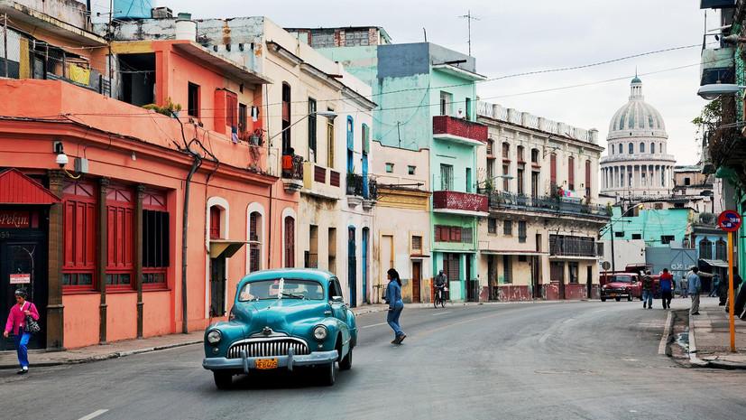как Куба до сих пор связана с СССР»