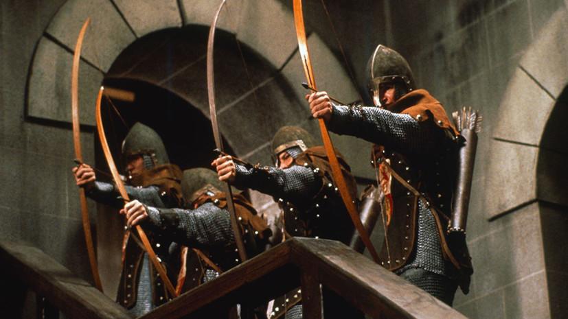 Тест RT: найди себя в крестовом походе