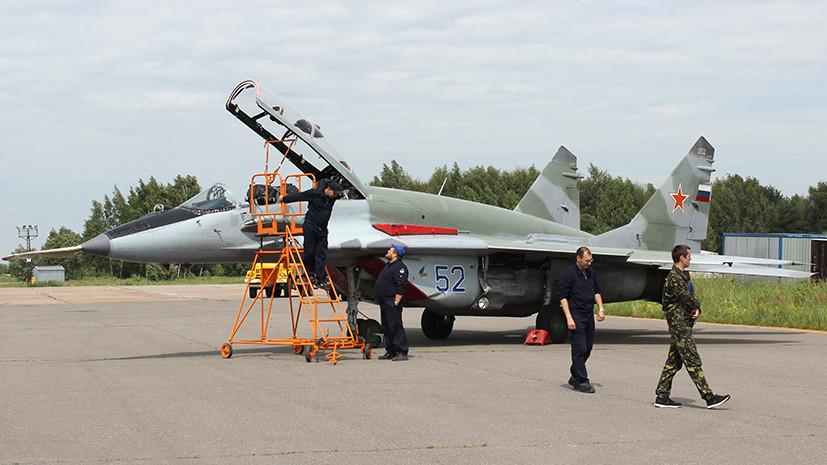 Мгновенный бой: чем удивит публику на МАКС-2017 новый российский истребитель МиГ-35