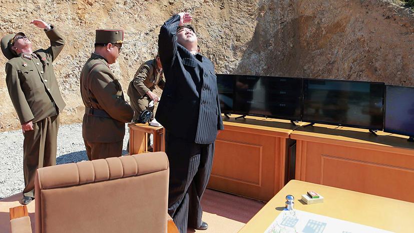 «Диалог не будет возможен никогда»: Пхеньян отказался обсуждать с США ядерное разоружение