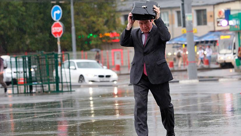 «Жары не будет, дожди не прекратятся»: синоптики прогнозируют в столичном регионе умеренное тепло до конца июля