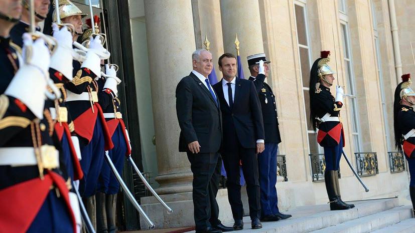 За мир, но против Ирана: Нетаньяху раскритиковал соглашение России и США по Сирии