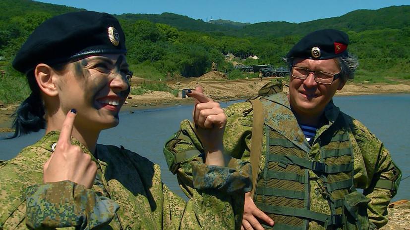 «Испытано на себе»: как герои нового сериала RTД несколько недель служили в российской армии