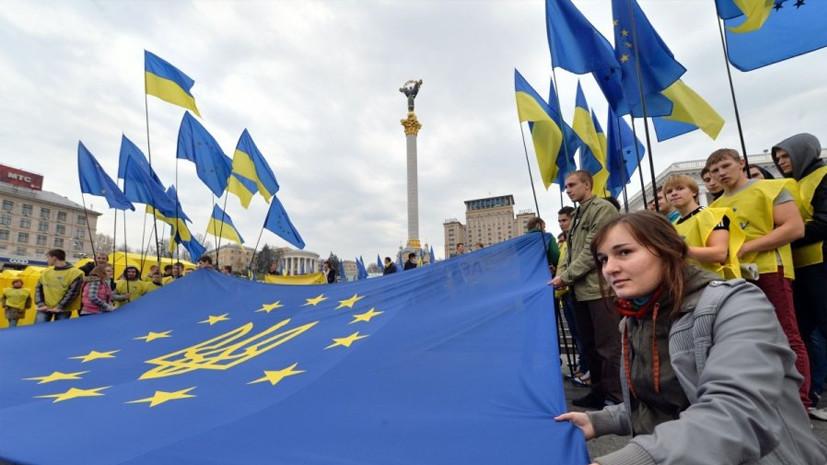 «Мы обмануты»: что на Украине думают о расширении квот на беспошлинную торговлю с ЕС
