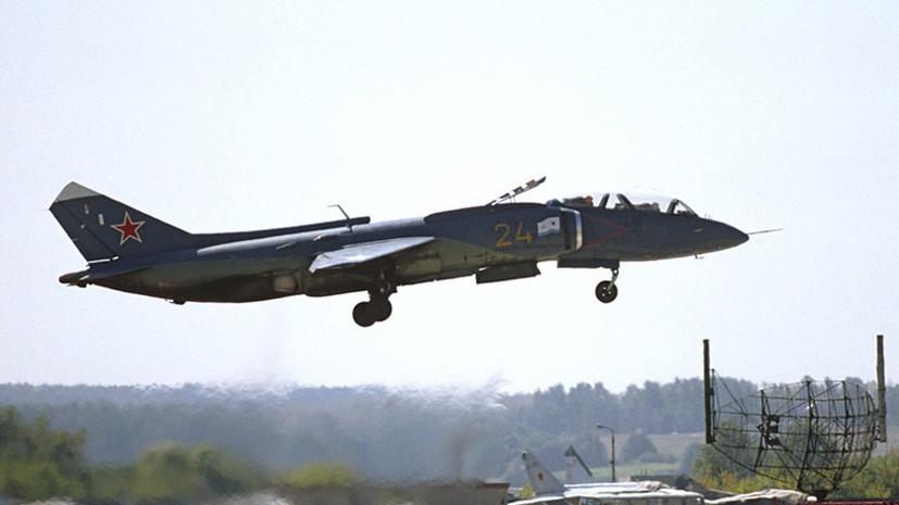 Вертикаль в небо: ВМФ России планирует создать новый палубный самолёт