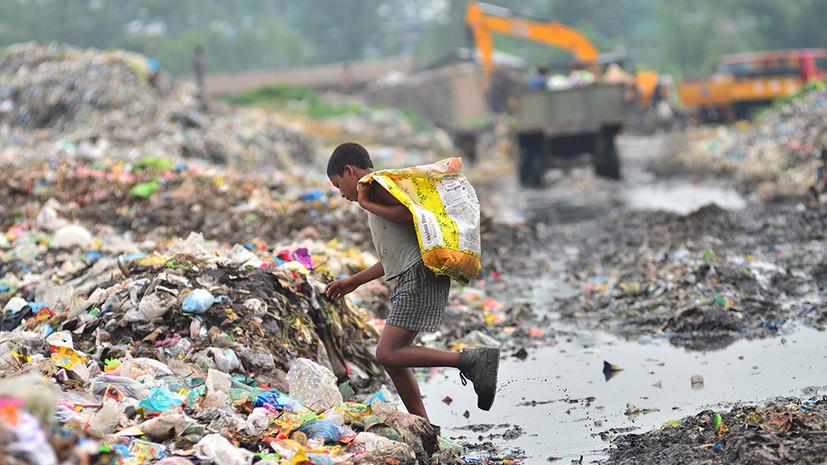 Под прессом пластмассы: за 65 лет в мире произвели более 8 млрд тонн неразлагаемых материалов