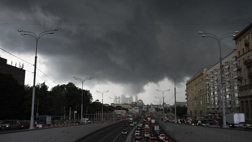 Зонт или очки: какая погода установится в выходные в центральной части России