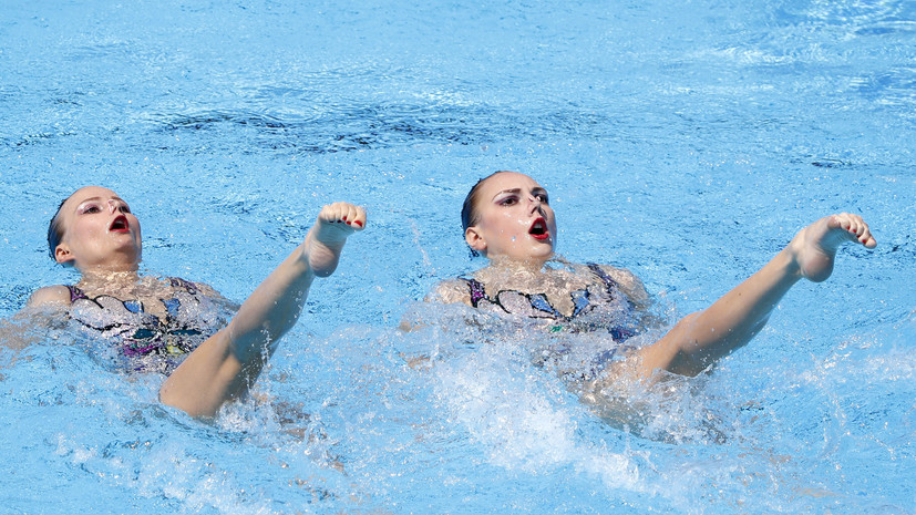 Синхронно против: как в России отреагировали на переименование водного вида спорта