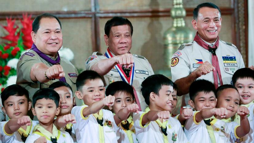 «Я буду бомбить»: как президент Филиппин объявил войну учителям и школам