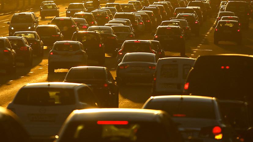 Экстренное торможение: почему поминутная аренда автомобилей сократит спрос на бензин