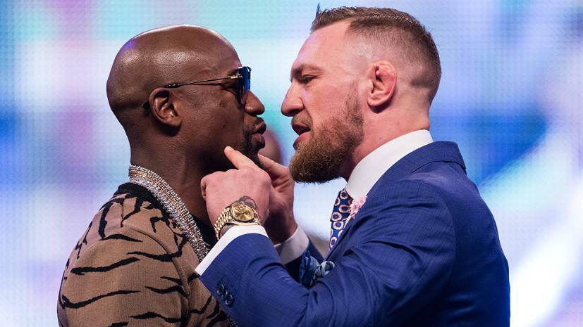 Ничего личного, просто бизнес: почему бой между Макгрегором и Мейвезером пойдёт на пользу боксу