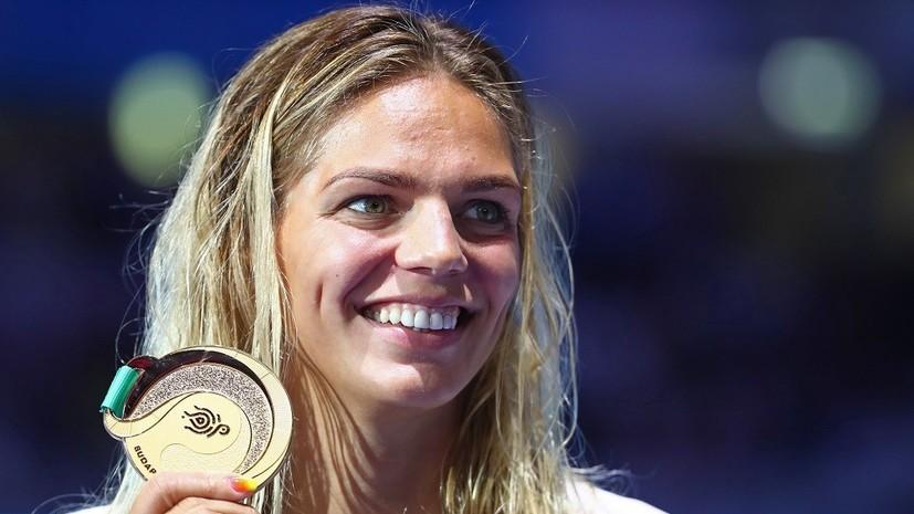 Королева воды: как Ефимова стала самой титулованной спортсменкой в истории отечественного плавания