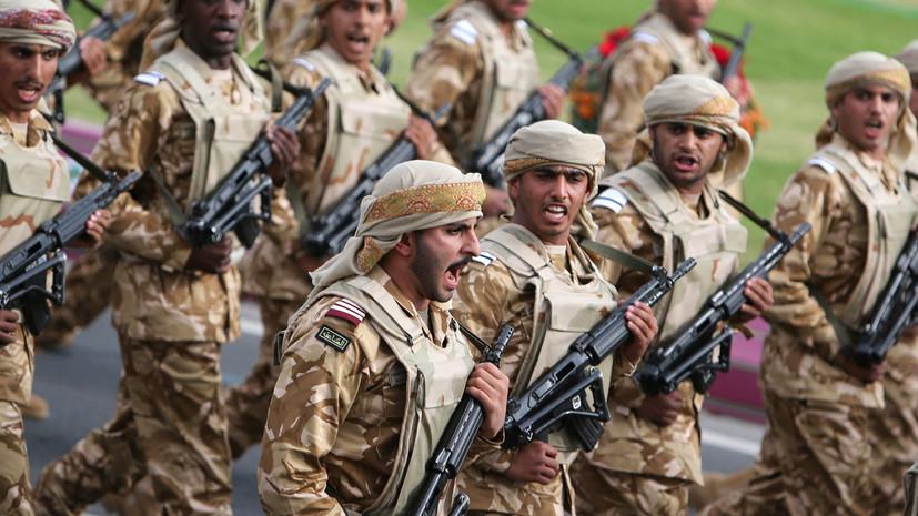 министр обороны Катара о кризисе в Заливе»