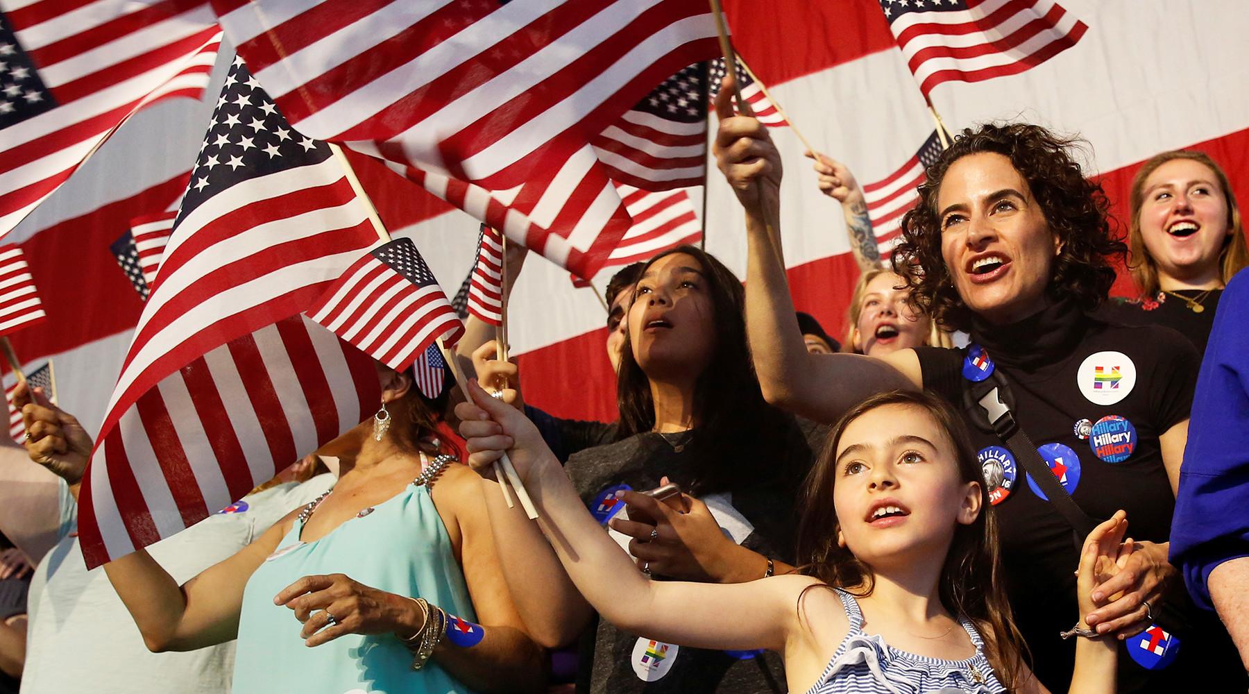 60% американцев считают, что члены конгресса продают свои голоса
