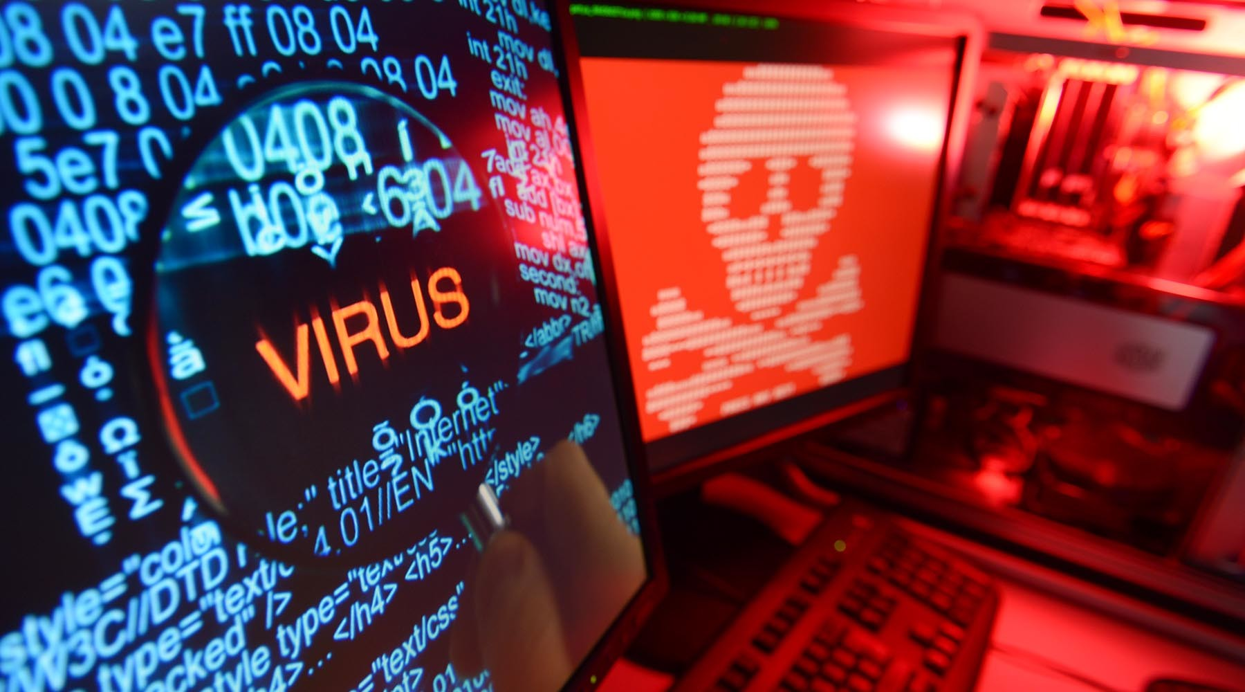 Неуловимый Petya: Украина обвинила в кибератаке российские спецслужбы