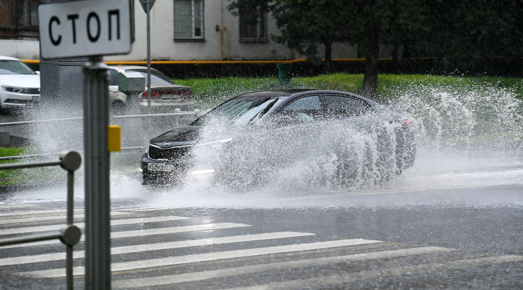 Лета не будет: синоптики пообещали москвичам «циклоническую депрессию»