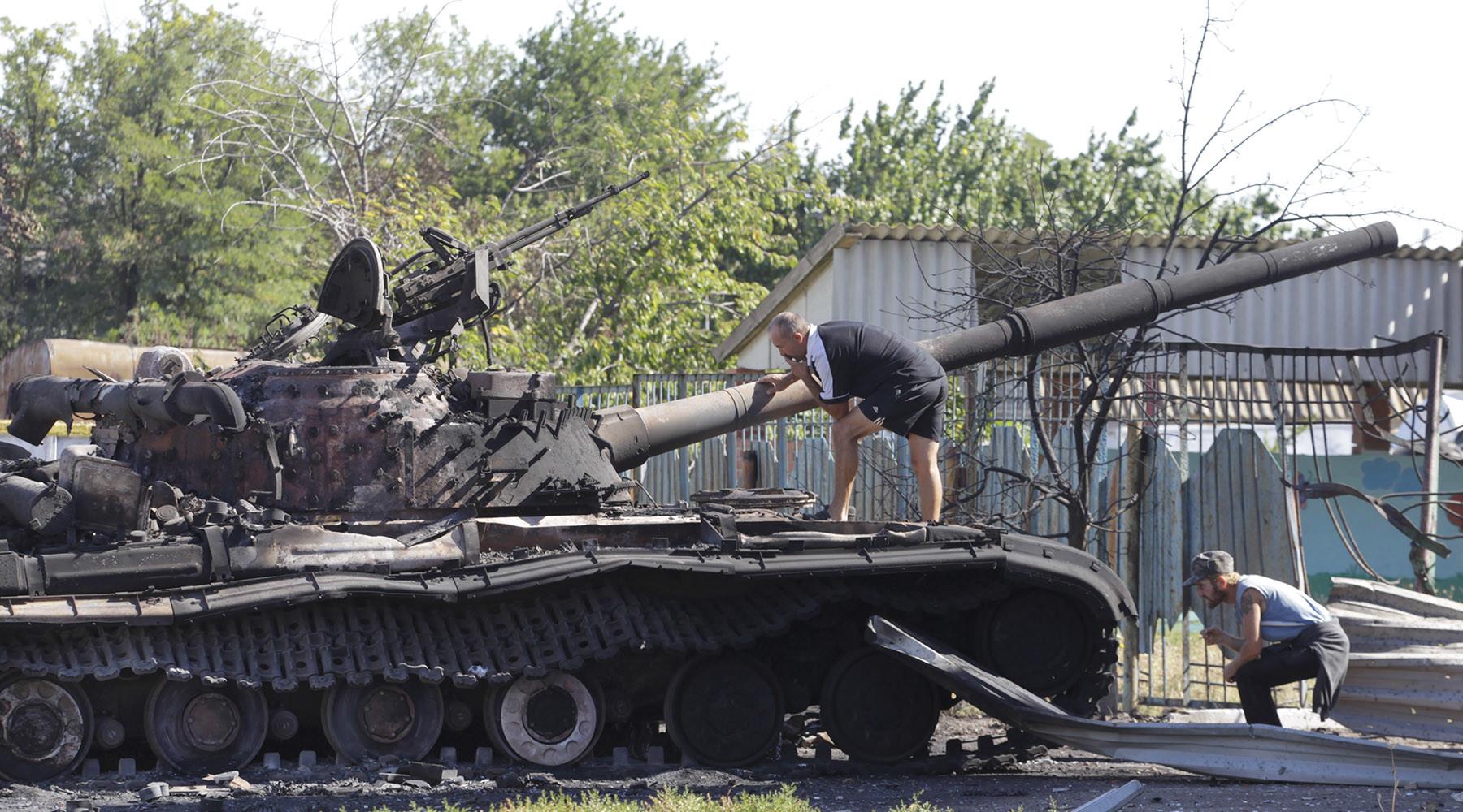 Как уничтожается оборонный потенциал Украины