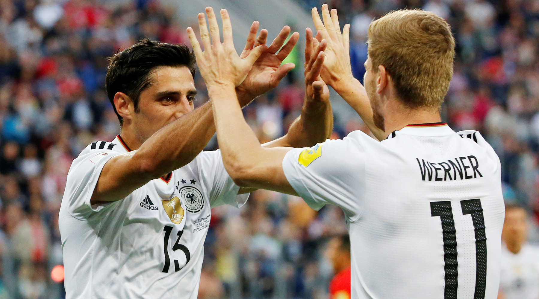 Тихий триумф: сборная Германии выиграла Кубок конфедераций в России