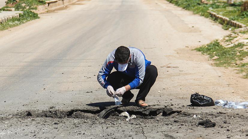 Эксперты — это лишнее: в Сирии раскрыли подробности западного расследования химатаки в Хан-Шейхуне
