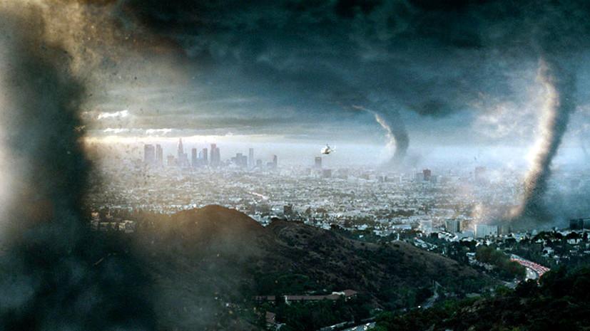 Тест RT: знаете ли вы, как спастись от стихийного бедствия?