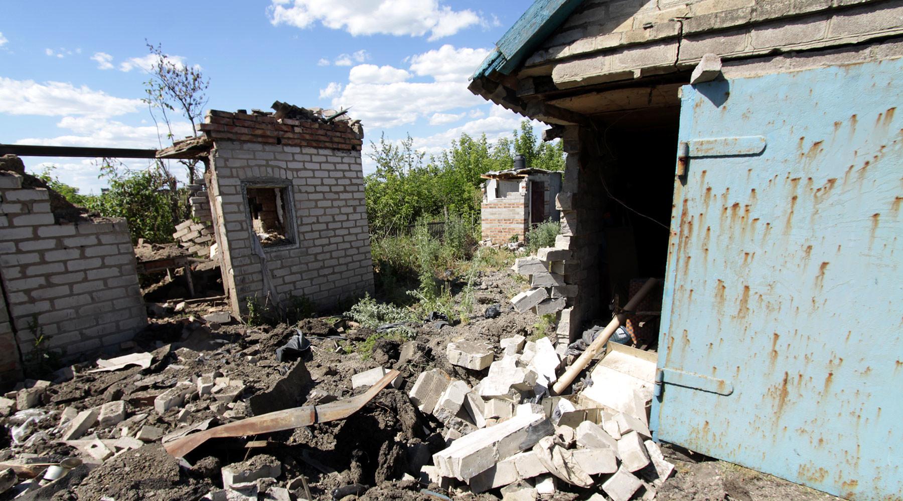 От войны до сумы: почему Украина терпит миллиардные убытки из-за боевых действий в Донбассе