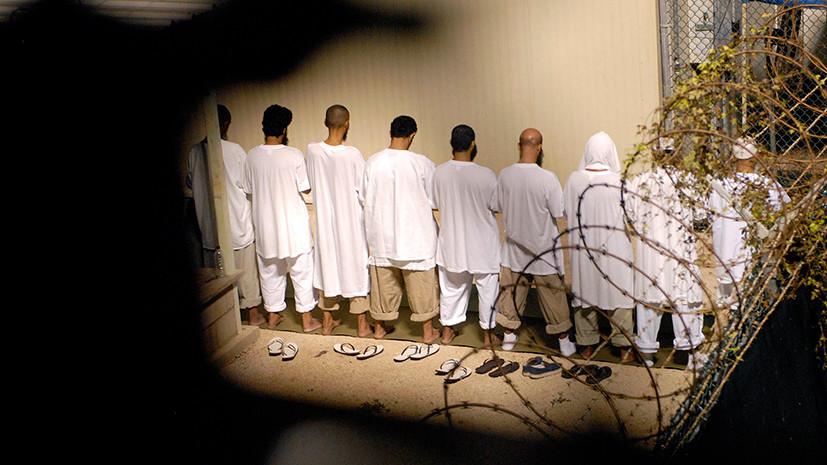 Русские страшилки: бывший узник Гуантанамо прокомментировал «пытки» заключённых эфиром RT