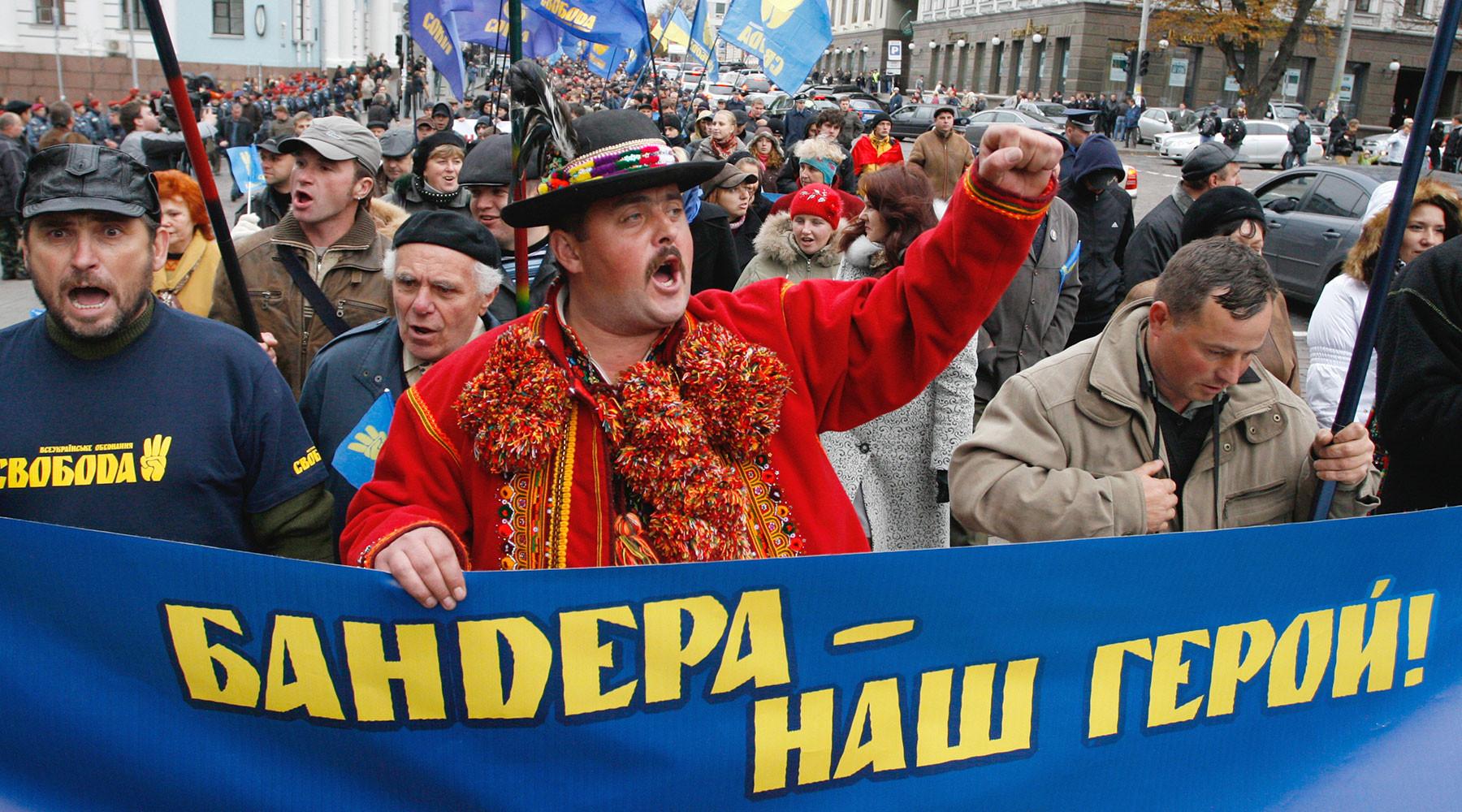 как Бандера поссорил Украину и Польшу»