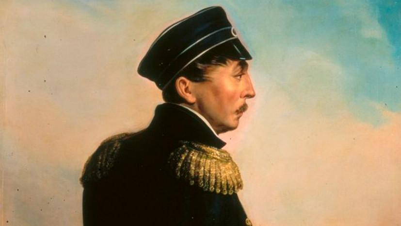 Великий флотоводец: 215 лет со дня рождения адмирала Нахимова