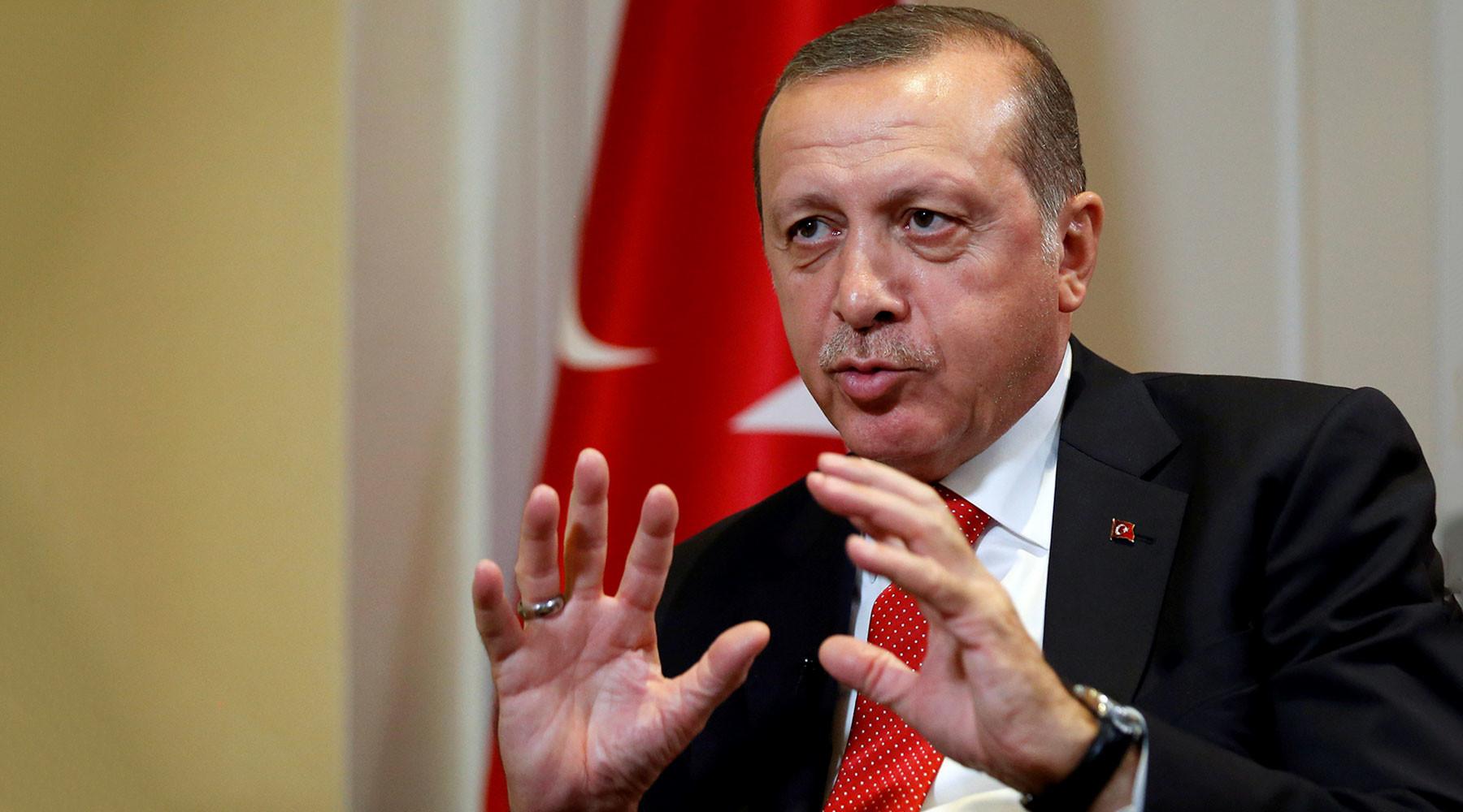 Принуждение к молчанию: почему Эрдогану не разрешили выступить перед турецкой общиной в Германии в ходе G20