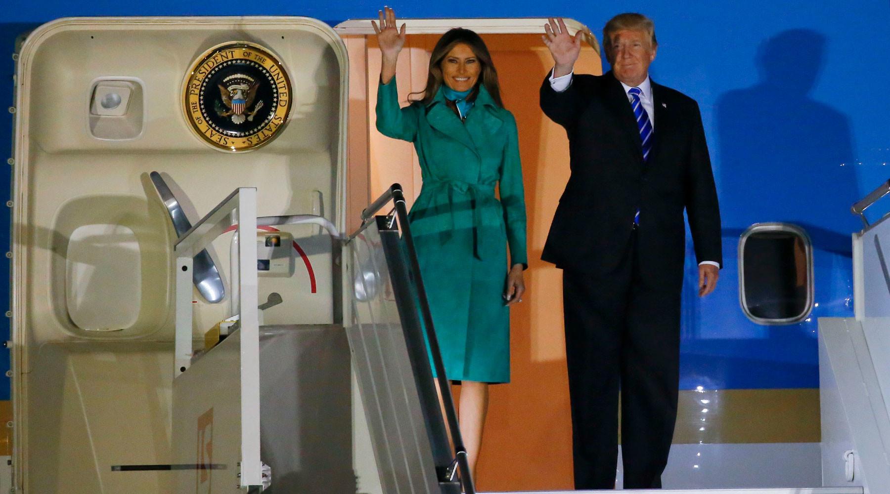 зачем Трамп прибыл в Польшу перед саммитом G20»
