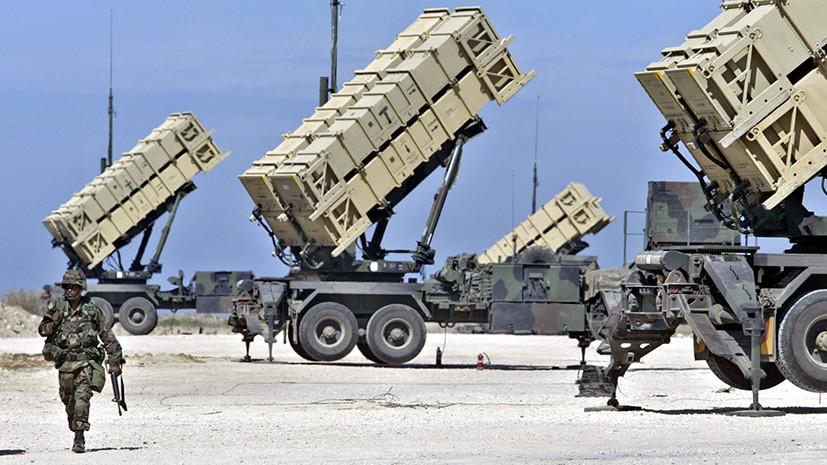 Настоящий Patriot: США заключили сделку с Польшей на поставку систем ПВО