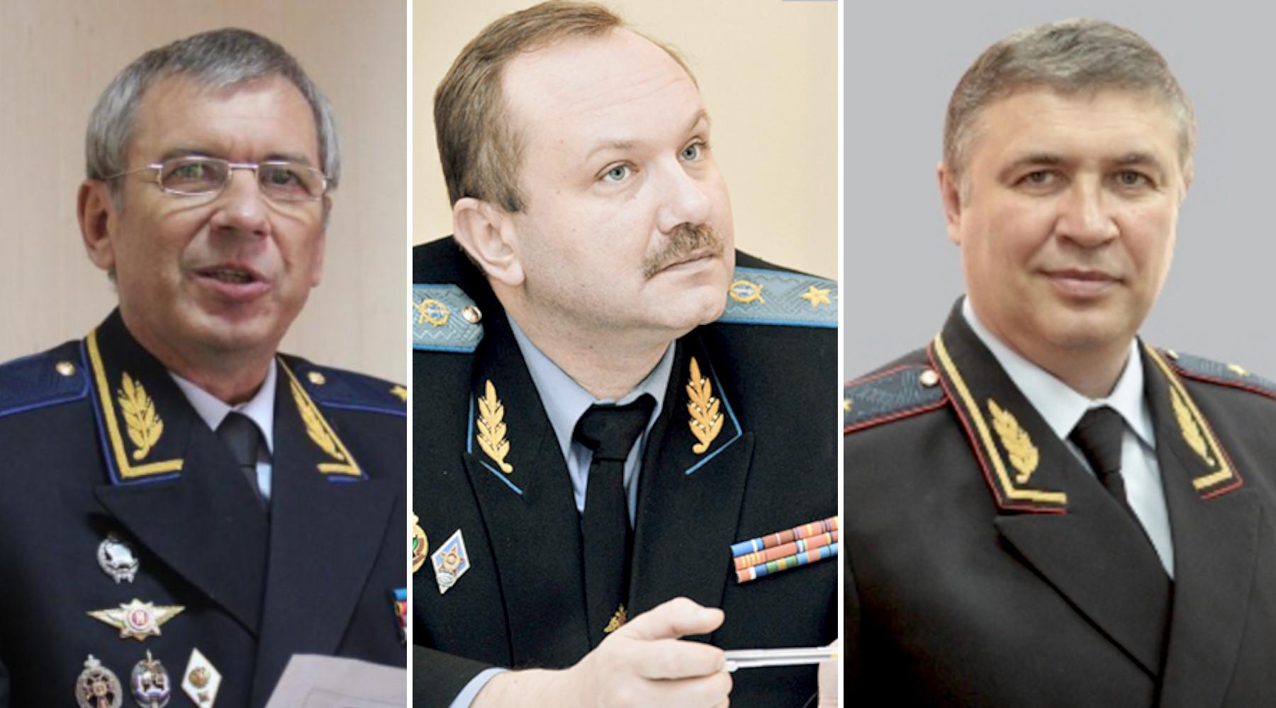 Путин отправил в отставку восемь генералов МВД, МЧС и ФСИН»