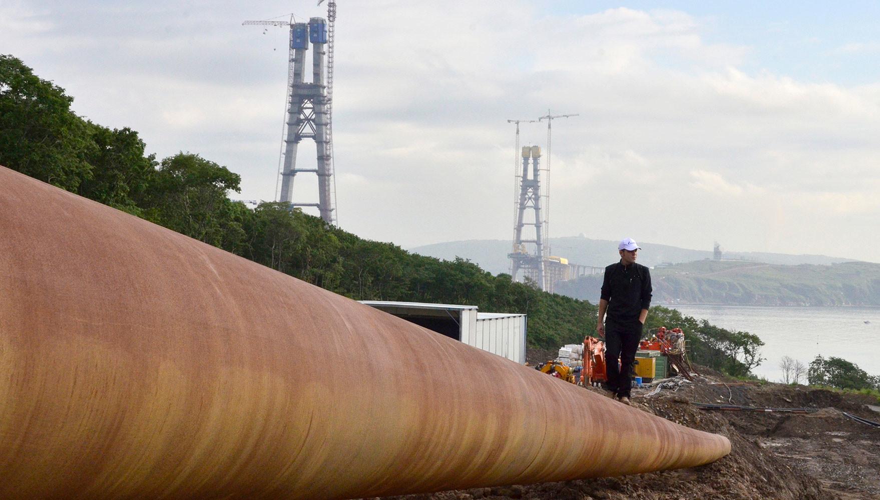 Европа выделила деньги на модернизацию магистрального газопровода в Казахстане»