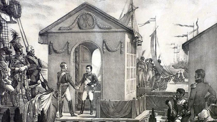 Война за мир: 210 лет назад Россия подписала Тильзитский договор