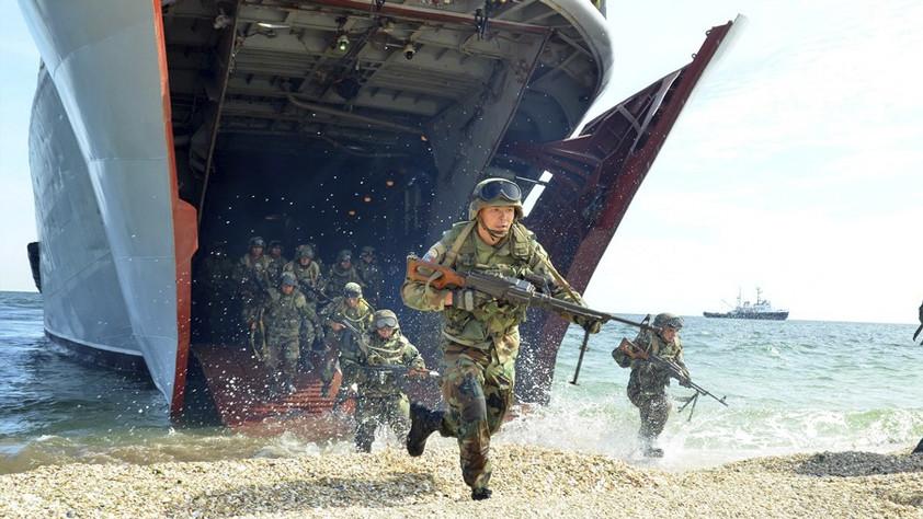 «Морской бриз» у российских границ: чего ждать от совместных учений Украины и США в Чёрном море