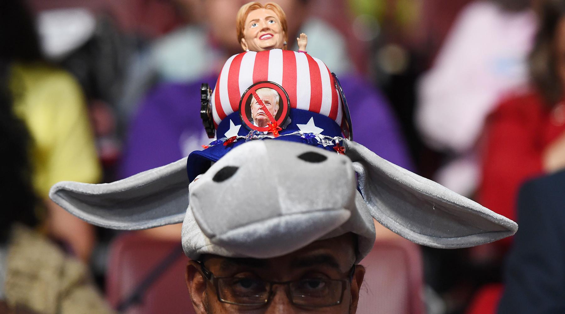 Почему Демократическая партия не восстановилась после победы Трампа