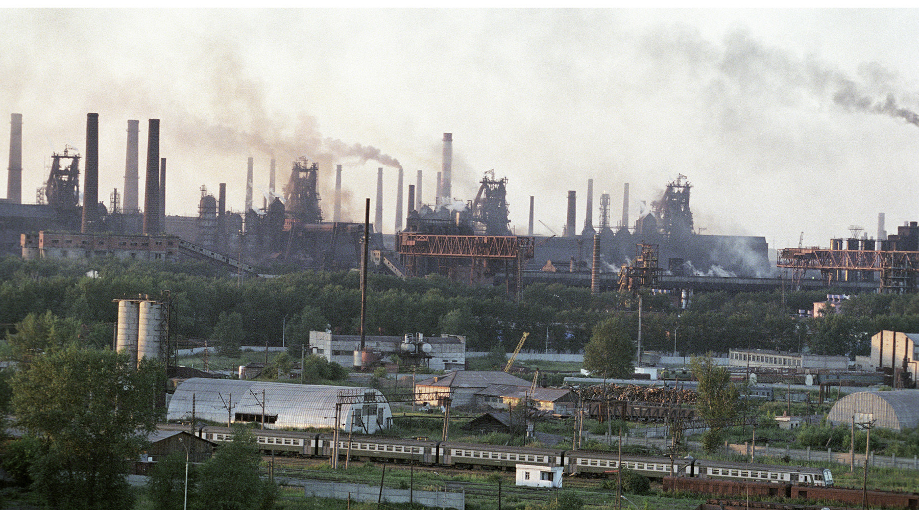 Путин поручил Генпрокуратуре разобраться с невыплатами на заводе в Нижнем Тагиле
