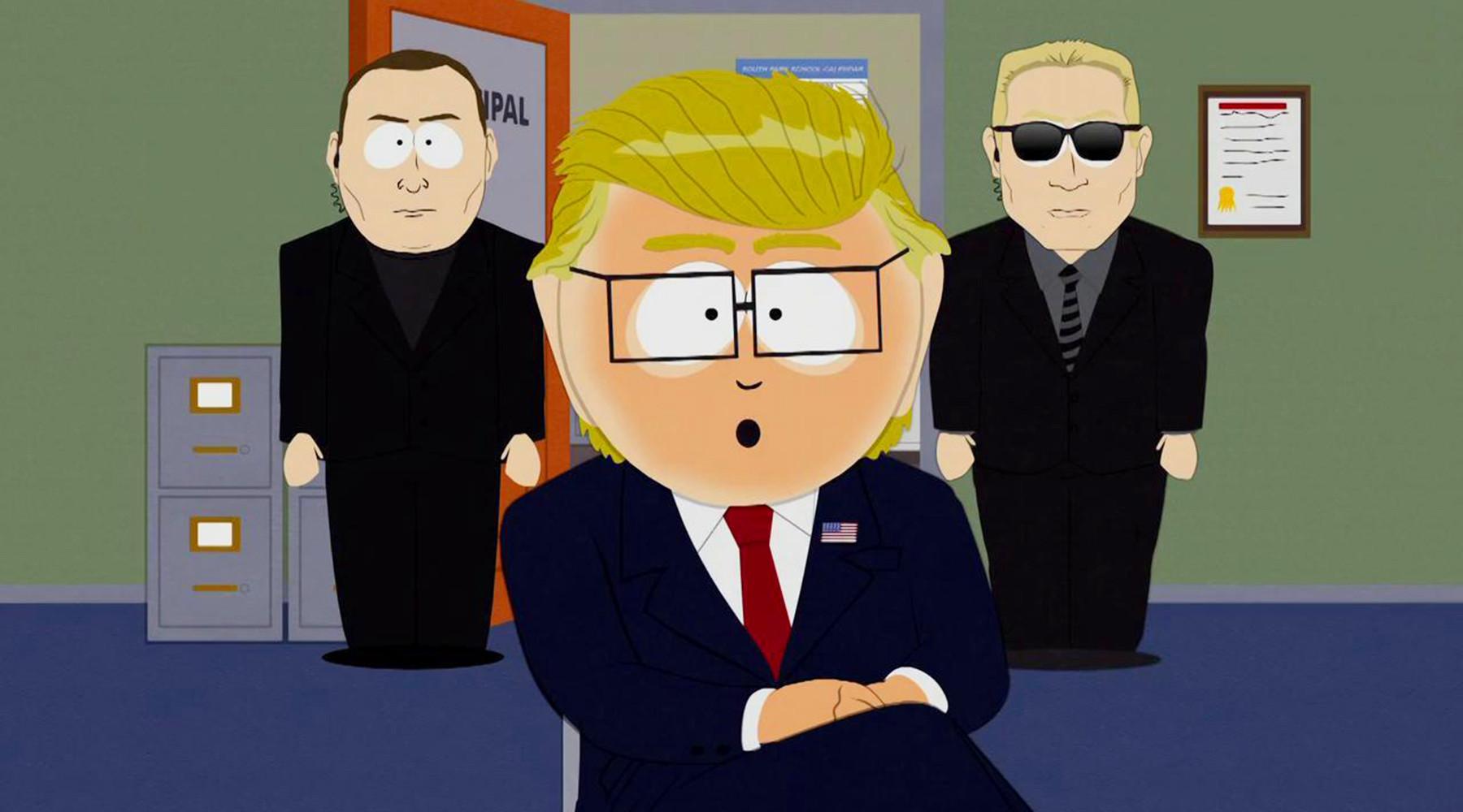 «Южный парк» без президента: создатели мультсериала отказались от шуток про Трампа